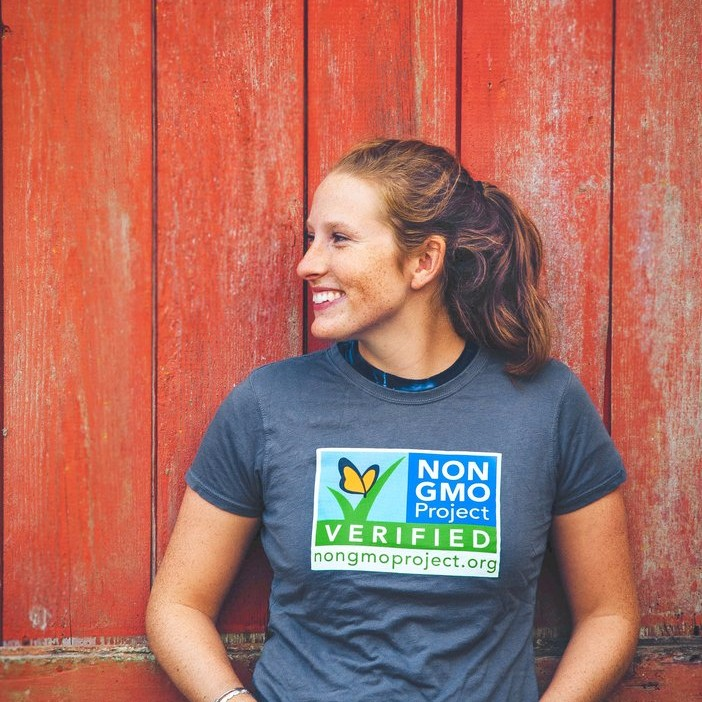 Non-GMO Project t-shirt available online