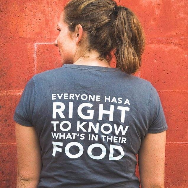 Everyone has a right to know what's in their food!